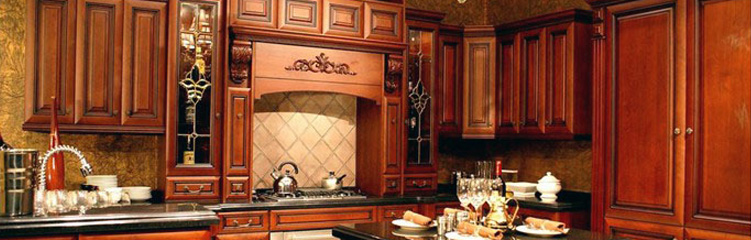 Cabinets and Finishes