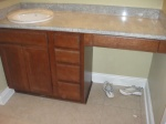 top mount sink